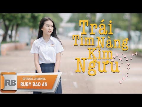 Bảo An hóa thiếu nữ trong veo, xinh ngỡ ngàng trong MV mới