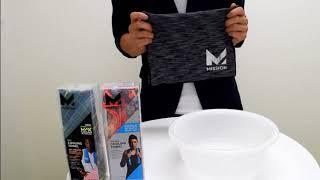 MISSION クーリングタオル マラソンタオル 検索動画 5