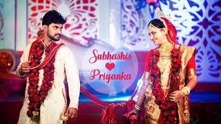 Wedding Teaser | Subhashis Priyanka |