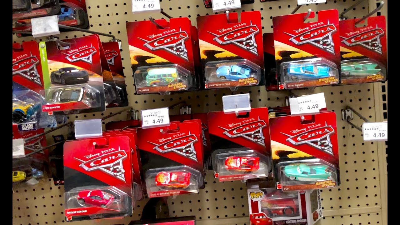 Toy Hunting disney Cars 3 toys - The Last Days of Toys r us Toy Hunt Part i ????????