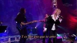 Cyndi Lauper - True Color HD (live, subtitulada en español)
