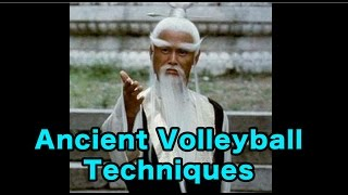 Ancient Volleyball Techniques #13 (Volleyball Bloopers)