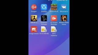 Программа для снятия видео с экрана на андроид(, 2016-07-10T11:43:51.000Z)