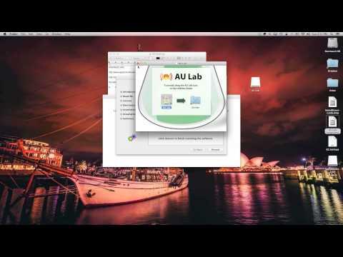 How To Setup Mac OS X Graphic EQ Tutorial