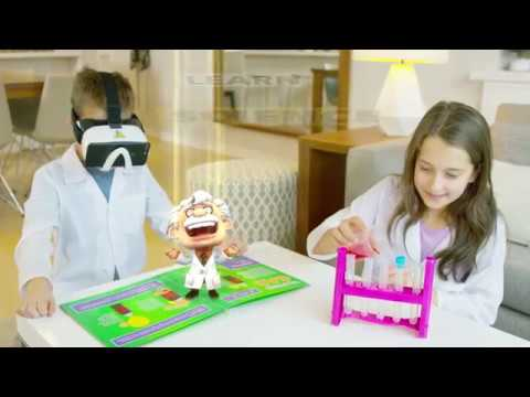 4D Science - Augmented Reality Science Kit