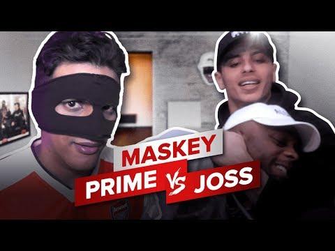 PRIME vs JOSSPACE / MASKEY – Ptit Delire Show