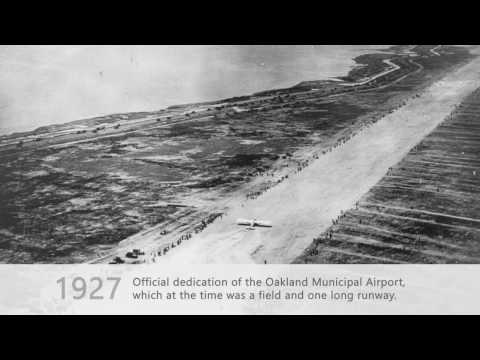 Port of Oakland: 90 years in 90 seconds February 12, 1927 – February 12, 2017