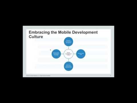How to Accelerate Mobile App Development