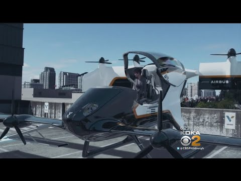Pittsburgh Company Developing Technology For Self-Flying Cars