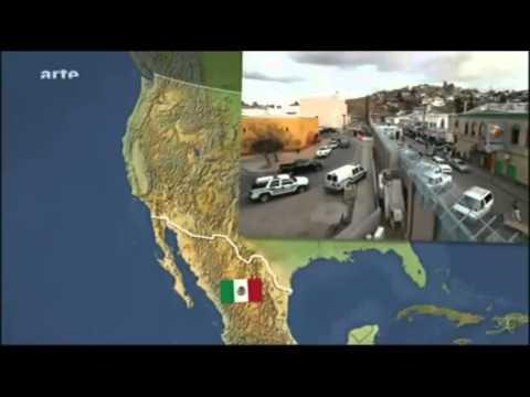 La frontière Etats-Unis/Mexique
