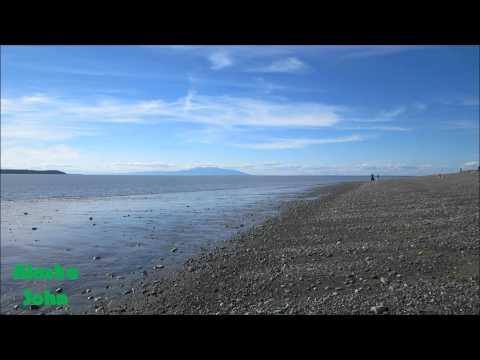 KINCAID PARK BEACH - Anchorage Alaska