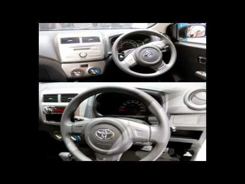 Daihatsu Ayla and Toyota Agya Sister Cars Launched at Indonesia