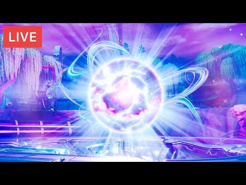 Fortnite NEXUS ORB EVENT LIVE! DUSTY DEPOT EVENT Season 10 Event (Fortnite Battle Royale)