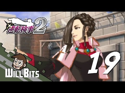 Ace Attorney Investigations 2, PART 19 -- Showdown in the Courtyard
