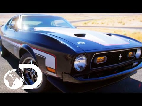 Ford Mustang Mach 1  Wheeler Dealers