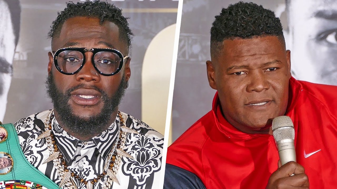 Deontay Wilder vs. Luis Ortiz 2 - FULL PRESS CONFERENCE | Fox PBC Boxing