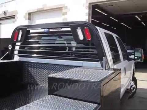 CM TM tradesman bed on new pickup truck