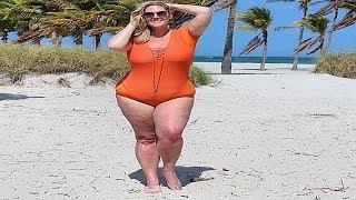 Swimsuit Fashion Haul - Stunning Plus Size Shapewear Bodysuit