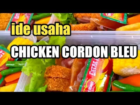 Resep mudah bikin chicken ala kentucky dan chicken cordon bleu | ALA CHEF.