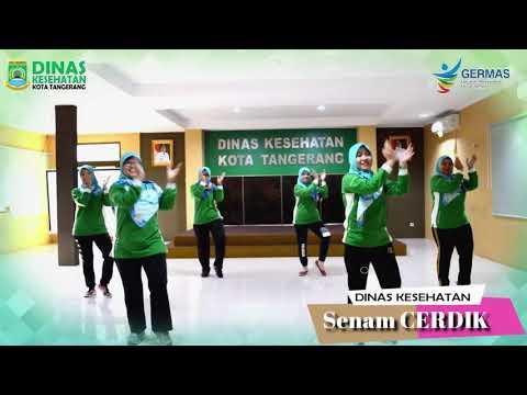 Senam CERDIK Dinas Kesehatan Kota Tangerang Mp3
