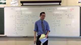 Using Properties of Definite Integrals: Trigonometric Integrand (2 of 2)