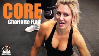 Charlotte Flair Abs (WOO!)