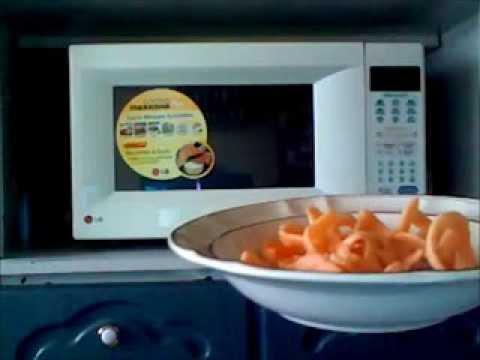 Como hacer chicharrones en el horno de microondas youtube - Hacer pasta en el microondas ...