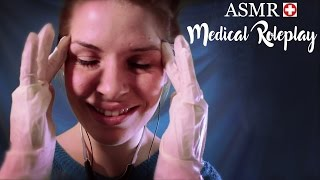 ASMR Nurse Medical Roleplay (No talking)