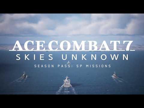 Bandai Namco dates Ace Combat 7's remaining DLC