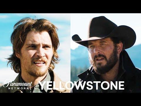 Kayce vs. Rip Fist Fight | Yellowstone Season 1 | Paramount Network