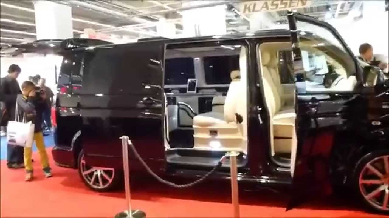 2014 Armoured Vw T5 Multivan Exterior Amp Interior By Kv