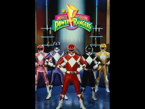 Mighty Morphin Power Rangers  The Movie 1995 Sub  Indonesia