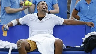 Man of the People: 5 Great Nick Kyrgios Moments