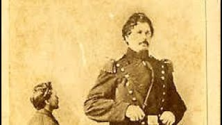 07-25-2017 Steve Rolfe on David Van Buskirk, the tallest soldier in the Union Army in the Civil War