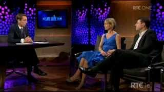 McCann's Irish RTE Late Late Show  Interview May 13 2011