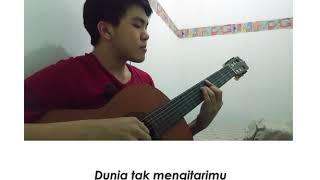 Download Mp3 Rasukma - Tolong! Kami Butuh Bantuan!  Easy Version Guitar Cover