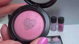 MAC Quite Cute - review & swatches Thumbnail