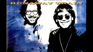 Elton John & Eric Clapton - Runaway Train (1992)