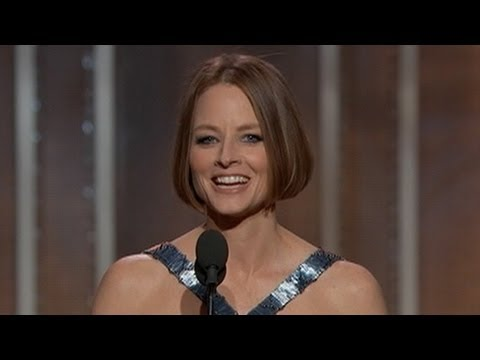 Jodie Foster's Golden Globes Speech: Surprisingly Personal for Private Actress
