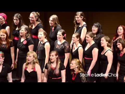 Seattle Ladies Choir: Like a Prayer (Madonna)