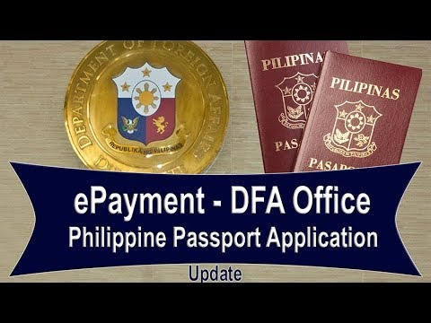 DFA Passport Requirements