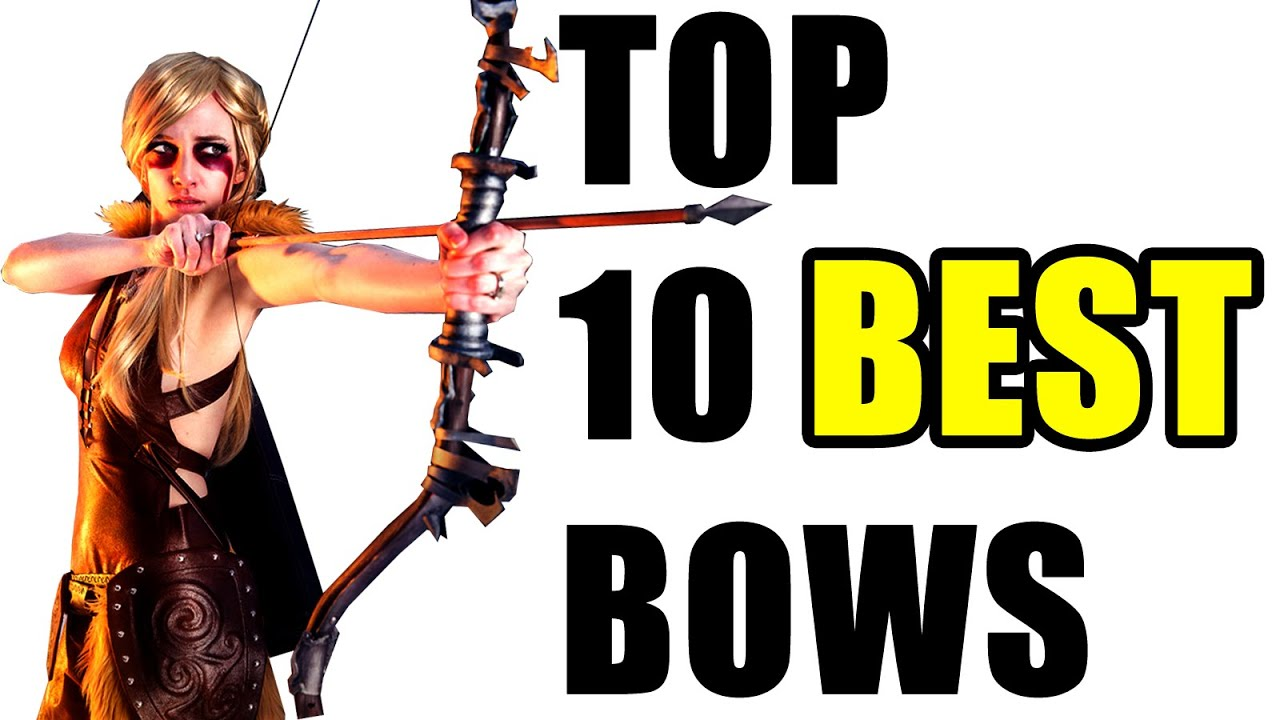 Skyrim: Top 10 Bows (Best Damage)