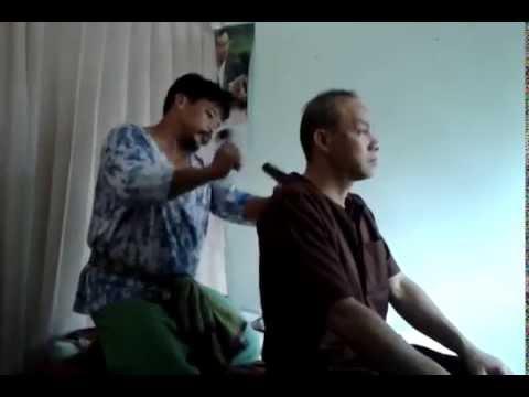 Thai Massage and Tapping Master Ake อ.เอก นวดผสมผสาน+ตอกเส้น
