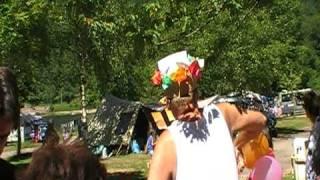 Verjaardag Camping Les Soulins Corancy