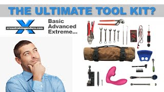 the dirt bike tool kit spares tools to take on your enduro ride