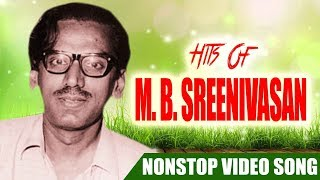 M B Sreenivasan Hits Malayalam Non Stop Movie Songs K. J. Yesudas,S Janaki