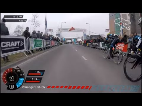 Craft Ster van Zwolle 2018 - 18th place - #cycling