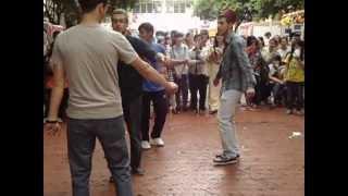Folk dance Turkey - Điệu nhảy dân gian Thổ Nhĩ Kỳ - ngày hội Vietnam học