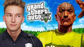 GTA V Policja #13 - OSTATNIA BITWA! ⚔️