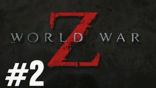 World War Z Gameplay Walkthrough Part 2 (Story Mode) iOS Android Zombies Game iPhone